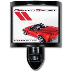 Corvette Grand Sport Night Light: Home Improvement