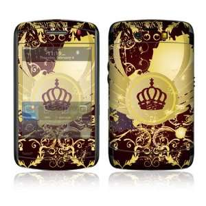 Crown Decorative Skin Decal Cover Sticker for BlackBerry