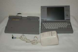 Libretto 50CT Laptop/Notebook WORKING Windows 98 + EXTRAS