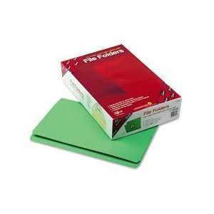 Smead® Double Ply Top Tab Colored File Folders