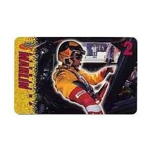 Collectible Phone Card $2. Sterling Marlin Kodak (Card