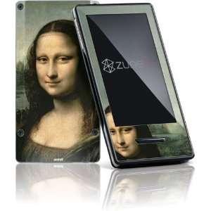 da Vinci   Mona Lisa skin for Zune HD (2009): MP3 Players