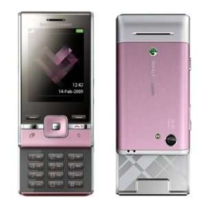 Sony Ericsson T715 GSM Quadband Phone (Unlocked) Pink By SONY ERICSSON