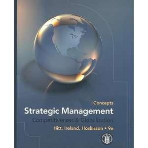 Strategic Management Concepts Competitiveness