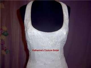 Wedding Dress Bridal sz 10 Gown #20 In Stock