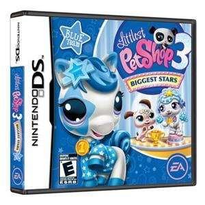 Electronic Arts, LPS 3 Biggest Stars Blue DS (Catalog Category