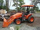 REDUCED 2009 4x4 KUBOTA L45 TRACTOR LOADER 265 HR. LIKE NEW YOULL