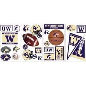 of Washington Kids Removable Wall Graphics Stickers