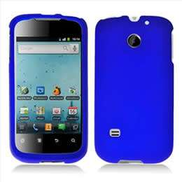 Black Hard Protector Case Cover for Cricket Huawei Ascend 2 II M865