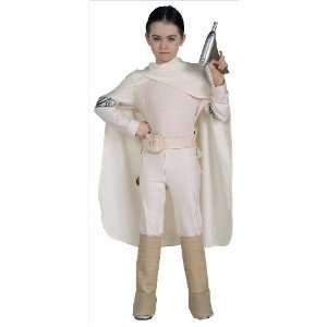 Star Wars Padme Amidala Deluxe Child Costume Small