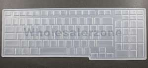 Laptop keyboard cover skin for Toshiba Satellite P300 P305 P305D