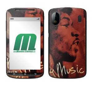 MusicSkins MS JIMI50339 ZTE Skate: Electronics