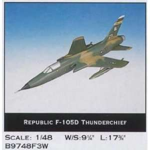F 105 Thunderchief 1/48: Everything Else