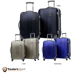 Choice Toronto 2 piece Expandable Luggage Set