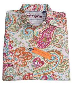 Robert Graham Mens Paisley Long sleeve Shirt