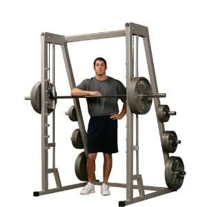 Fitness Edge Counter Balanced Smith Machine Sports