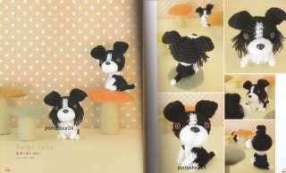 AMIGURUMI DOGS VOL 3   Japanese Craft Book