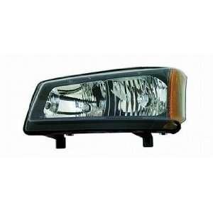 03 04 Chevrolet (Chevy) Silverado Pickup Headlight (Driver Side) (2003