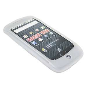 Soft Silicone Case Cover Skin For HTC Google Nexus One Electronics