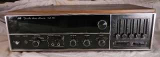 VINTAGE JVC FM/AM RECEIVER VR 5541,W/EQ,WORKS & SOUNDS GREAT
