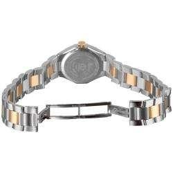 & Mercier Womens Riviera Two tone Gold Dial Watch