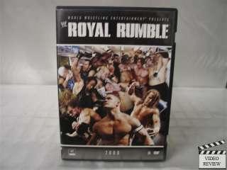 WWE Royal Rumble 2008 DVD 651191946488