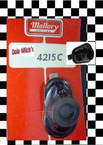 Mallory 4215C YC ZC RevPol dual point distributor rotor
