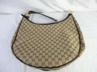 NEW GUCCI GG TWINS LARGE HOBO BAG $995