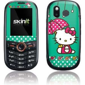 Hello Kitty Polka Dot Umbrella skin for Samsung Intensity