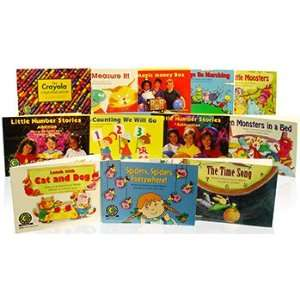 Math Emergent Readers Series II Student Books Toys & Games