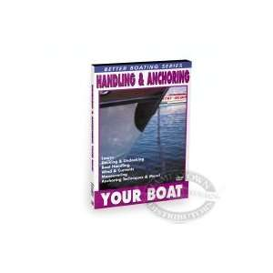 Handling and Anchoring Your Boat DVD H392DVD: Sports