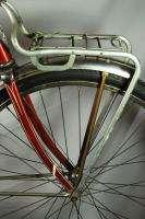 Vintage 1961 Schwinn Corvette middleweight bicycle bike red Bendix 2