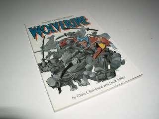 Marvel Comics Presents, Wolverine, TPB 1987 1st, Miller