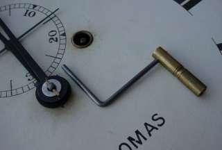 EARLY 1900S SETH THOMAS OAK LONG DROP REGULATOR WALL CLOCK L@@K