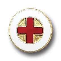 Red Cross Medical Insignia Emblem Lapel Pin 5021 NWT
