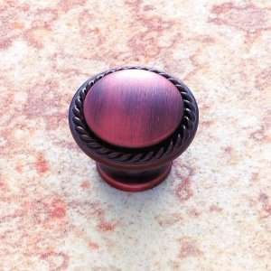 French Provincial Old World Bronze Knobs Cabinet Ha: Home Improvement