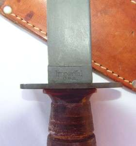 Pilots flight vest survival knife sheath and pocket