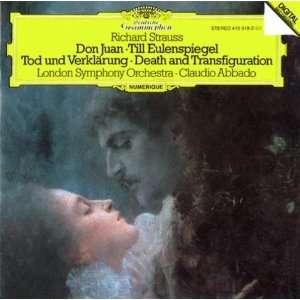 Richard Strauss   Don Juan, Till Eulenspiegel, Tod und