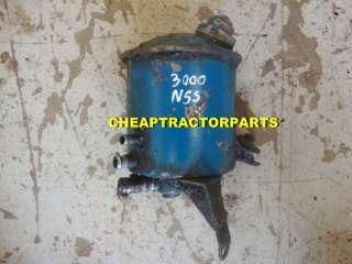 FORD TRACTOR POWER STEERING PUMP RESERVOIR 3000 5000 |