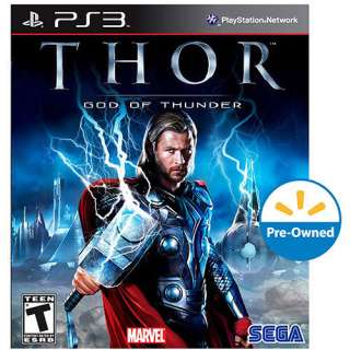 Thor God Of Thunder (PS3)   Pre Owned Games