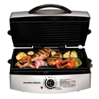 Hamilton Beach 25328C Express Contact Cooking Grill