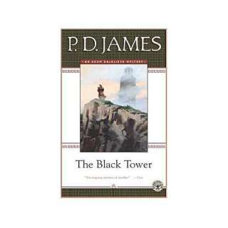 The Black Tower, James, P. D.: Mystery & Suspense