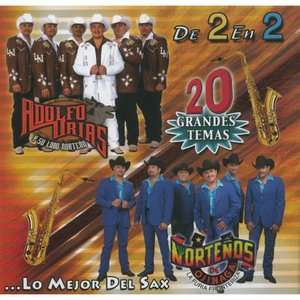 De 2 En 2Lo Mejor Del Sax (2CD), Various Artists