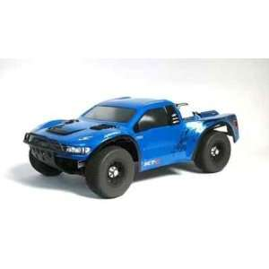 Illuzion Ford Raptor SVT Clear Body, SLH 4x4, SC10  Toys & Games