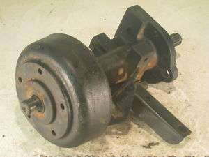 John Deere 316 318 Rear Axle Shaft Brake Assembly Left