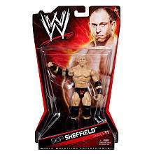 WWE Series 11 Action Figure   Skip Sheffield   Mattel   Toys R Us