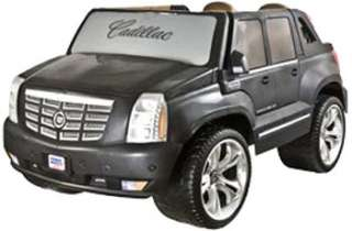 Cadillac Hybrid Escalade EXT   Black   Power Wheels