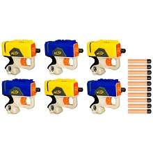 Nerf N Strike Attack Unit Blaster   Hasbro