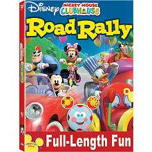 Disney Mickey Mouse Clubhouse Road Rally DVD   Walt Disney Studios
