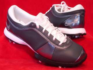 NIKE WMNS AIR DORMIE GREY BLACK WHITE GOLF SHOES NEW